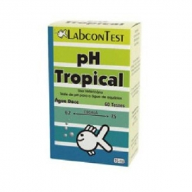 Teste ph labcon tropical