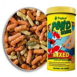 Ração Pond Sticks Mixed 90 Gr