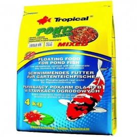 Ração Pond Sticks Mixed Bag 4 Kg