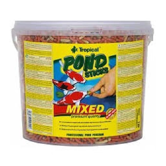 Ração Pond Sticks Mixed Bag 400 Gr