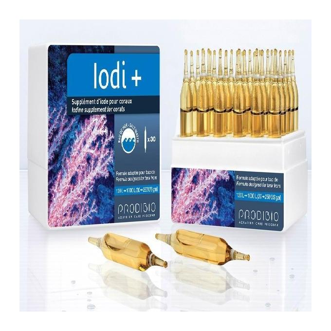 Prodibio iodi 6 ampolas