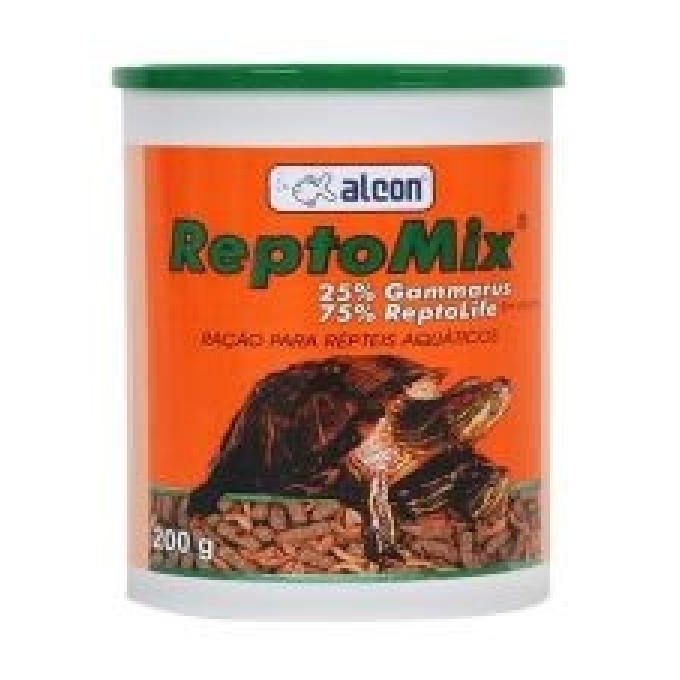 Racao reptomix 200g