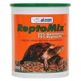 Racao reptomix 25g