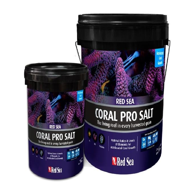 Sal red sea coral pro 22 kg