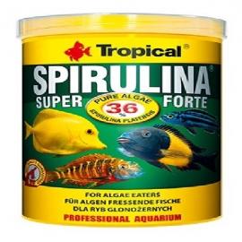 Ração Spirulina Super Forte Flakes 50 Gr