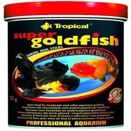 Ração Super Goldfish Sticks Mini 150gr
