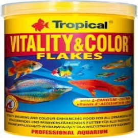 Ração Vitality Color Flakes 20 Gr