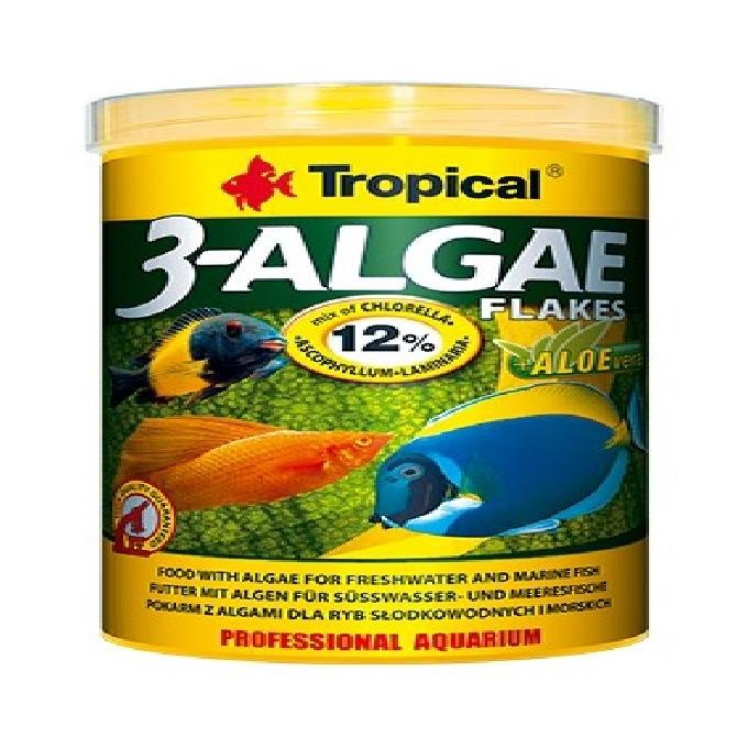 Racao 3-algae flakes 50gr