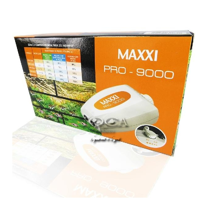 Areador maxxi pro-9000