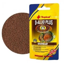 Ração D-allio Plus Granulat 22gr Sache