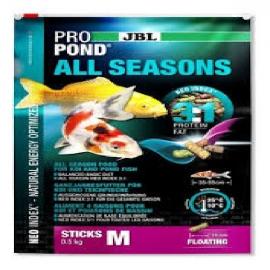 Ração Pond Pro All Seasons M 4,3kg