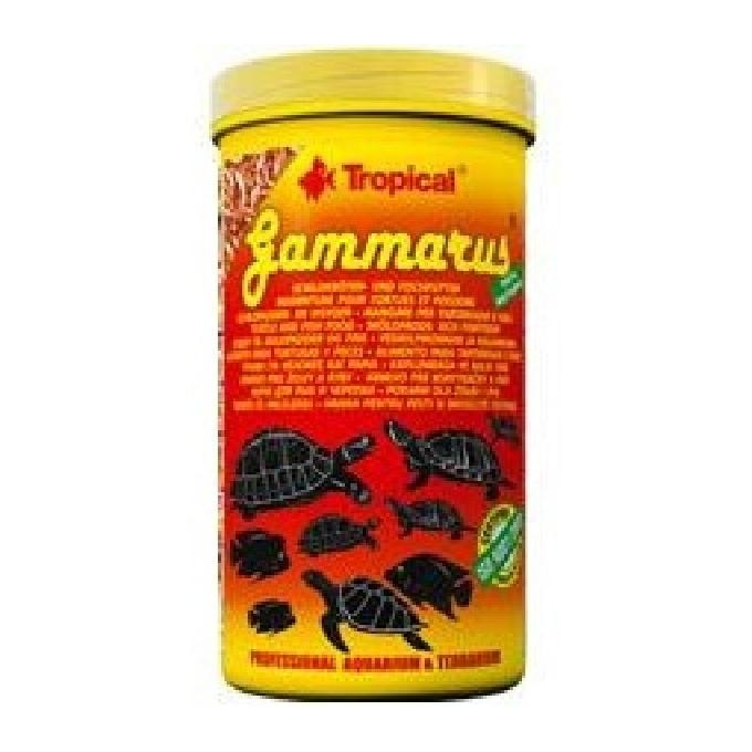 Ração Gammarus Tropical 60gr