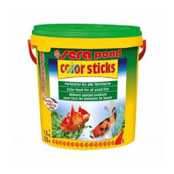 Ração Pond Color Sticks Sera 1,5kg
