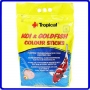 Ração Pond Koi Goldfish Colours Sticks 900gr