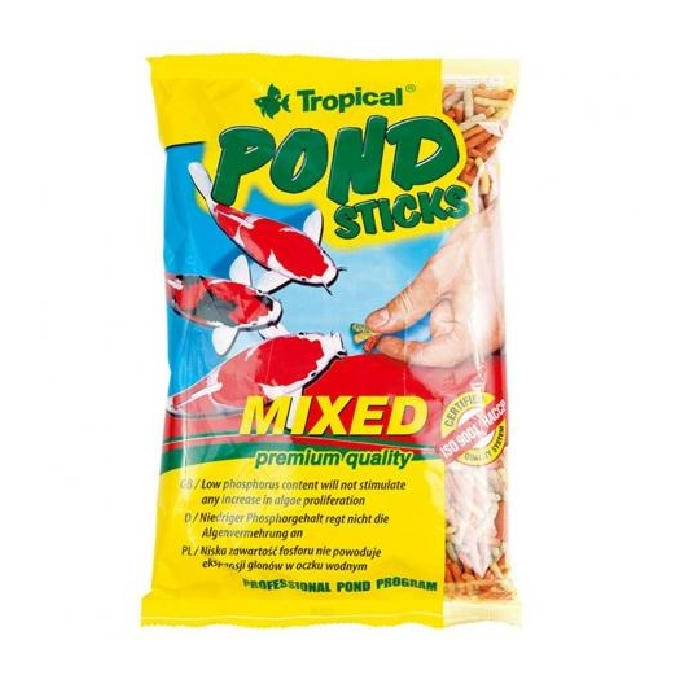 Ração Pond Sticks Mixed Bag 1,6 Kg