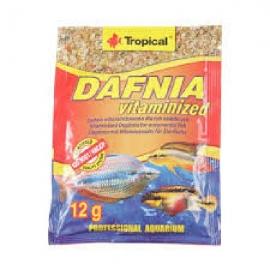 Ração Dafnia Vitaminized 12gr Sache