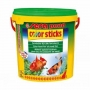 Ração Pond Koi Colour Sticks 1,5 kg
