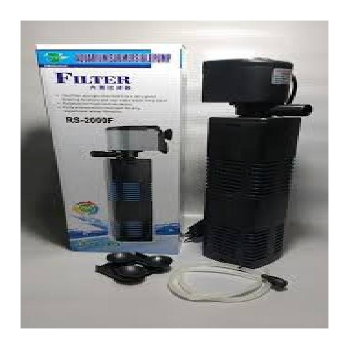 Filtro Rs 1000f Submerso 650l/h