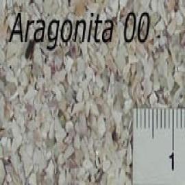 Cascalho aragonita n00 1 kg