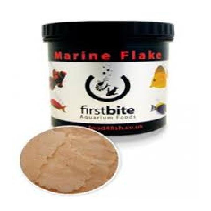 Ração First Bite Marine Flakes 30gr