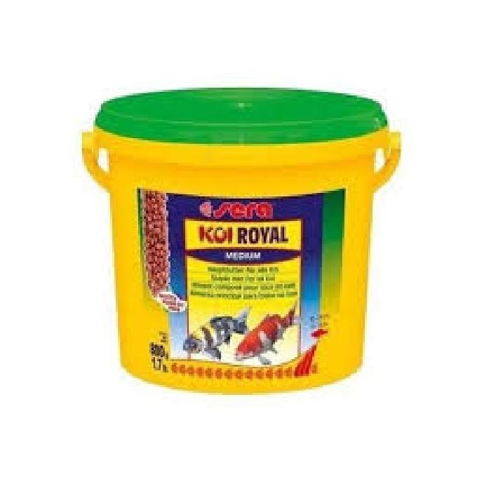 Ração Pond Koi Royal Medium 800gr