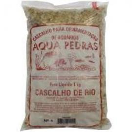 Cascalho Rio fg Nr 0 1kg