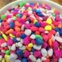 Cascalho Colorido Onix Mix 1kg