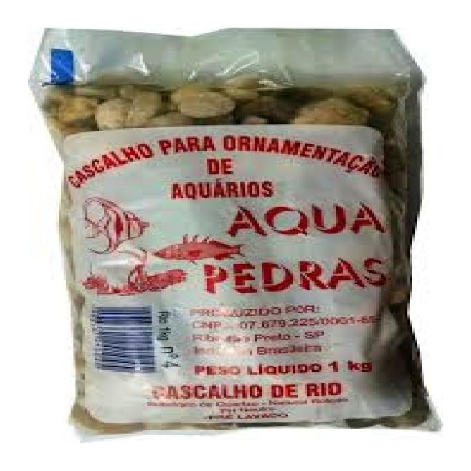 Cascalho Rio fg Nr 1 1kg