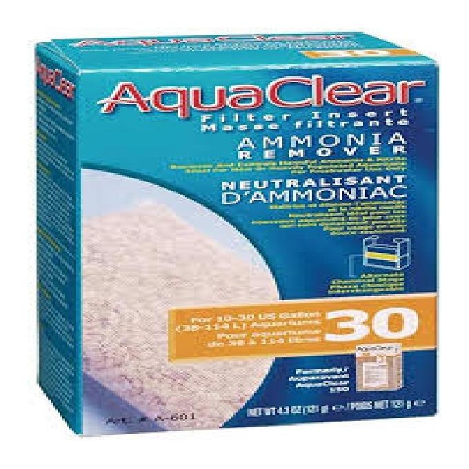Amonia Rem Aquaclear 30 C/3pac