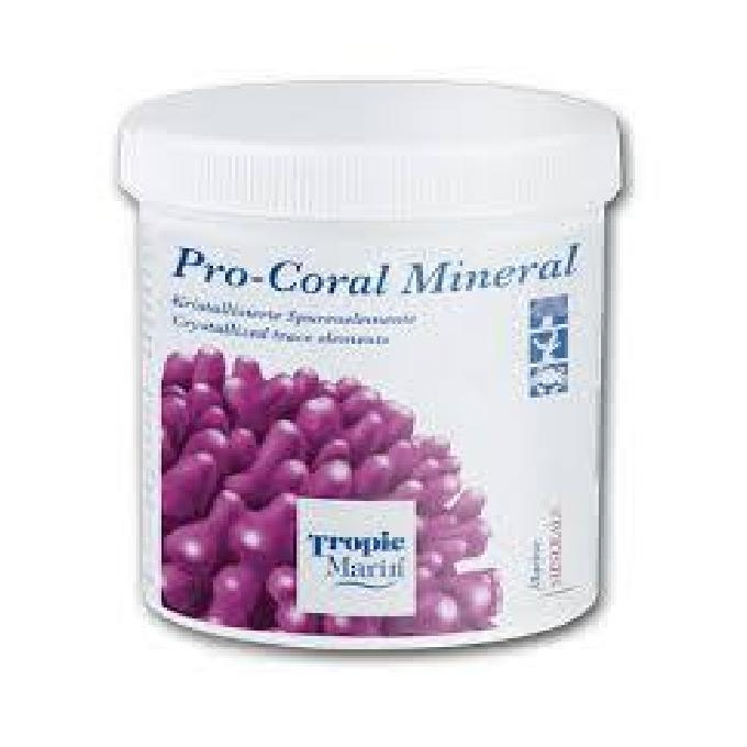 tropic marin Pro Coral Mineral 250gr