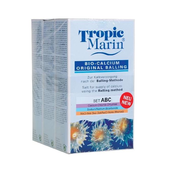 tropic marin Bio calcium Balling Abc 3x1
