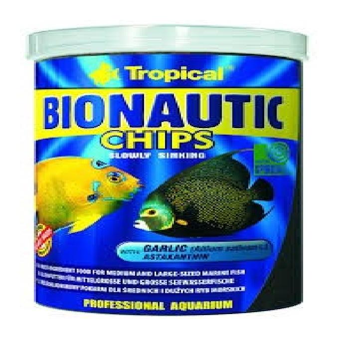 Racao bionautic chips 520 gr