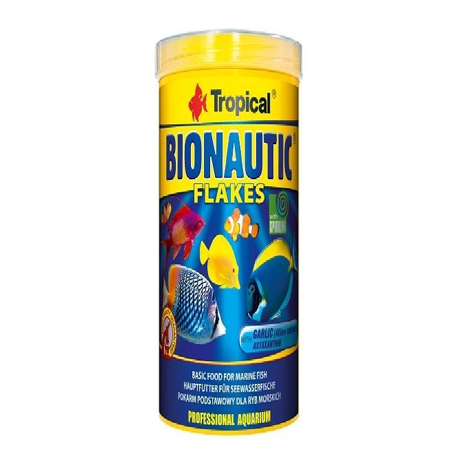 Racao bionautic flakes 50 gr