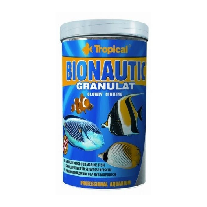 Racao bionautic granulat 55 gr