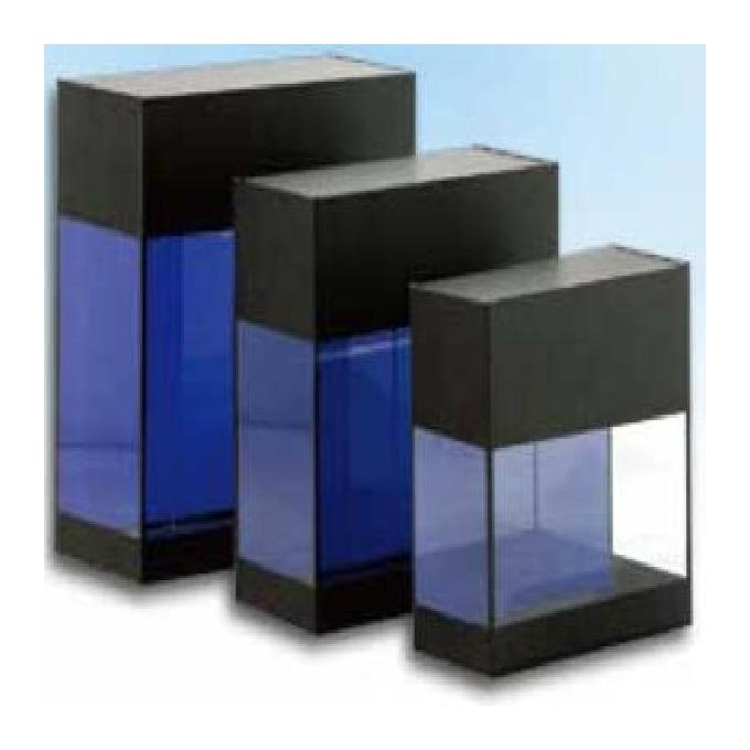 Aquario bocal 110x40x50 cm