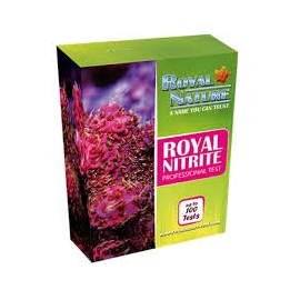 Teste No2 nitrito Royal Nature