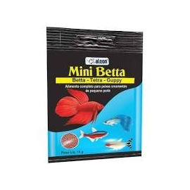 RACAO BETTA MINI 10GR