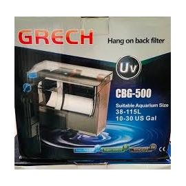FILTRO SUNSUN GRECH CBG 500L/H UV 5W