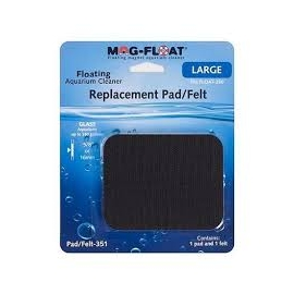 Replacement Pad/felt Mag Float Large
