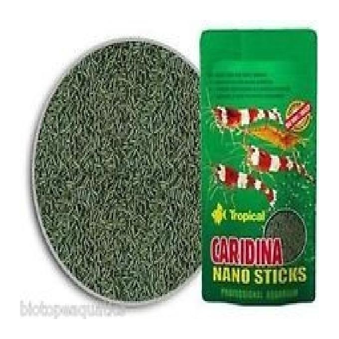 Racao caridina nano sticks sache 10gr