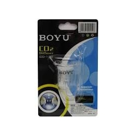 Difusor Co2 Boyu Vidro Co-130