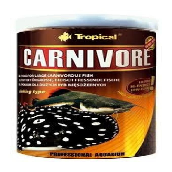 Racao carnivore 600 gr