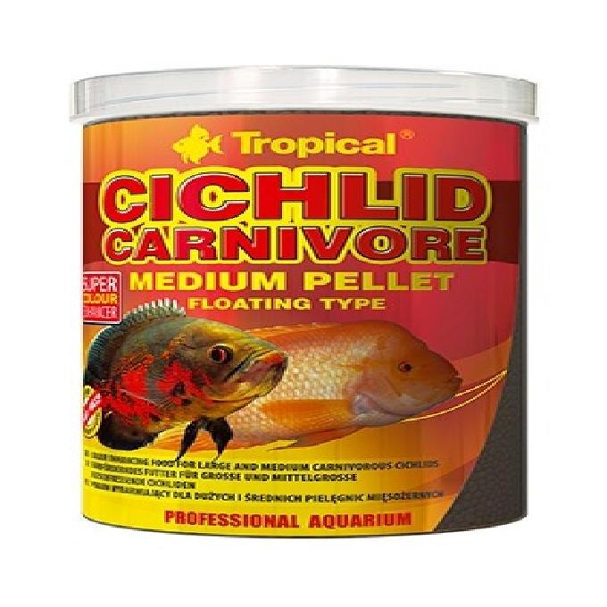 Racao cichlid carnivore medium pellet 3