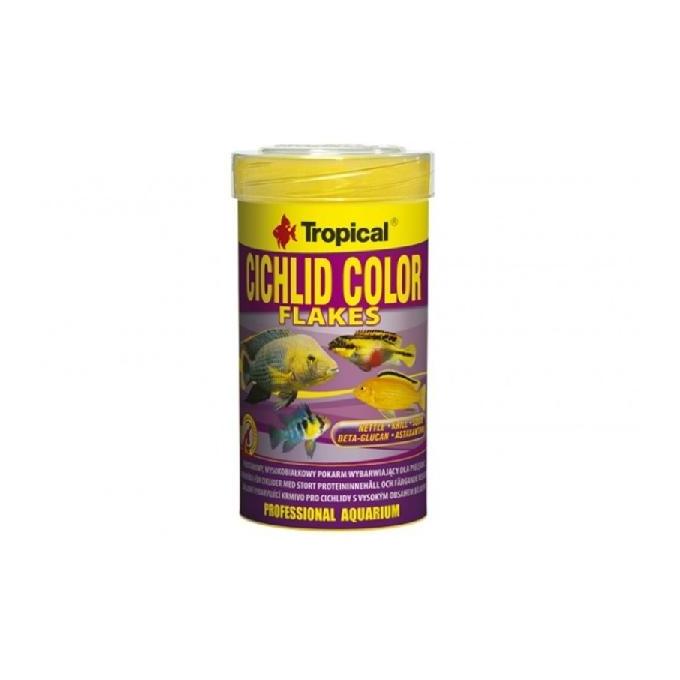 Racao cichlid color flakes 20gr