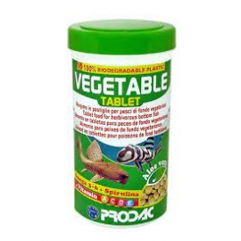 racao prodac vegetable tablet 60gr