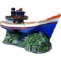 Enfeite Barco Pesca Gr