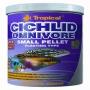 Racao cichlid omnivore small pellet 90gr
