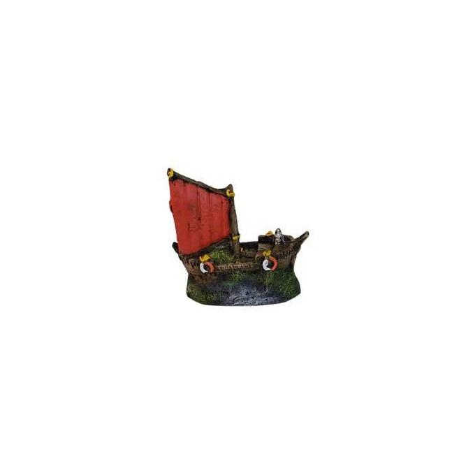 Enfeite Caravela 1 mastro