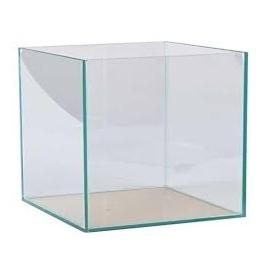 aquario cubo 25x25x25cm