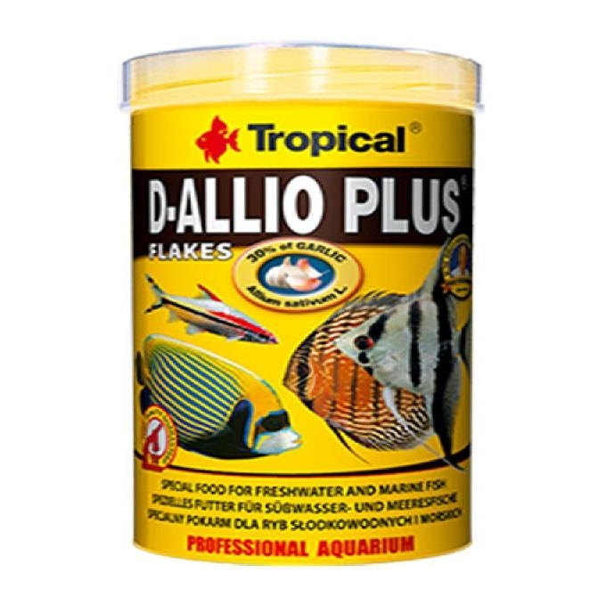 Racao d-allio plus flakes 20gr